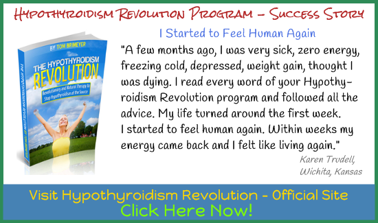 Hypothyroidism Revolution Success Story by Karen Trudell