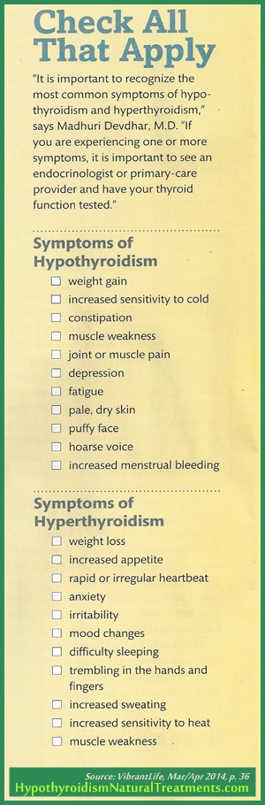 Natural Treatment Options For Hypothyroidism