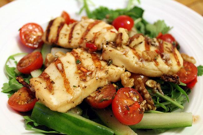 sluggish thyroid diet food serving